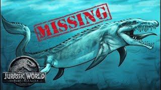 Updates! Mosasaurus Confirmed Missing - 3 Dead Raptors | Jurassic World 2