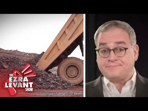 Nunavut's Baffinland iron ore mine lays off nearly 600 employees | Ezra Levant