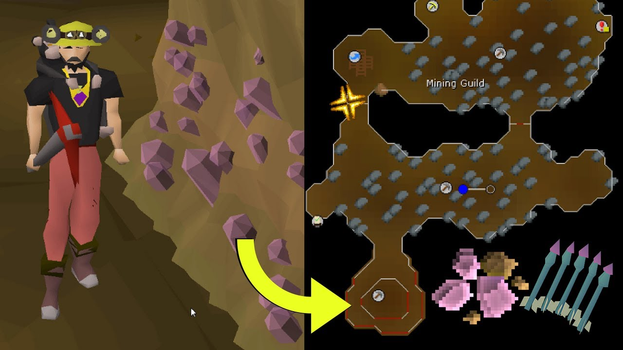 How to get expert mining gloves osrs