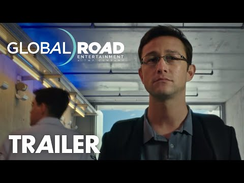 Snowden - Official Trailer 2  (HD)