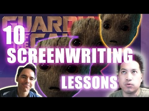 10 Screenwriting Lessons from Guardians of the Galaxy Vol. 2 (Story Maps Podcast)