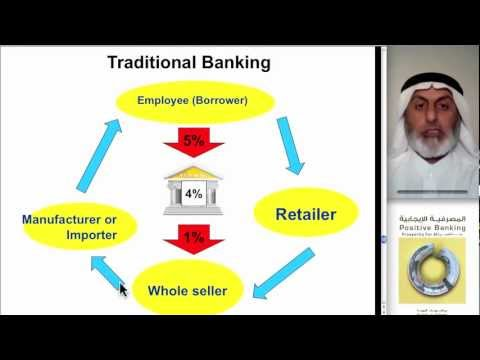 Positive Banking (The Concept) by Riyadh Alrabiah