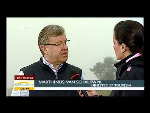 Natal Midlands is spectacular: Marthinus van Schalkwyk