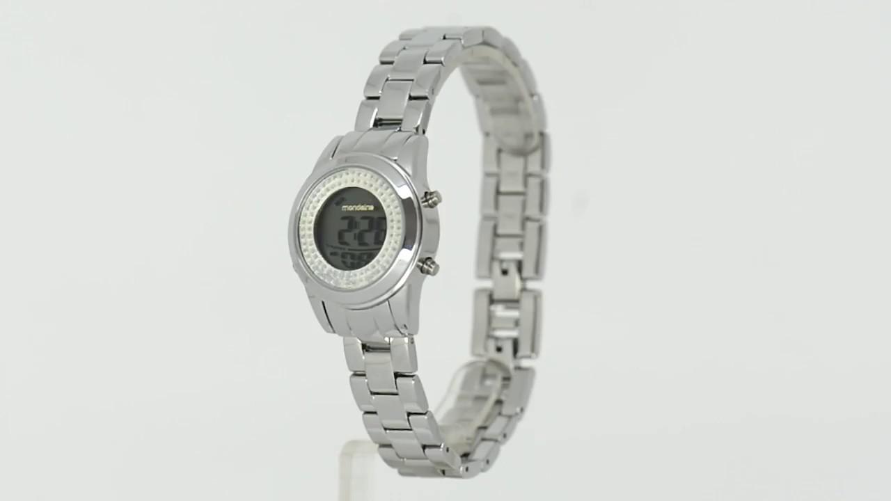 35b1a799f7e Relógio Mondaine Feminino 76186L0MSNS1 - Eclock - YouTube