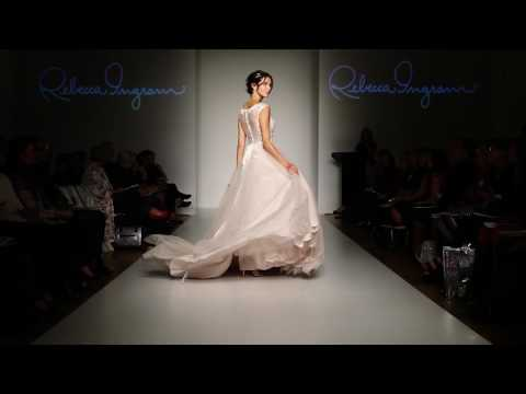 Affordable Wedding Dresses - Rebecca Ingram Launch Party And Runway Show