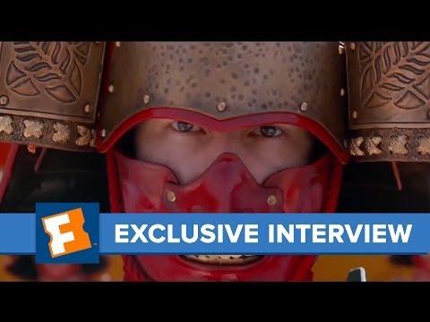 47 Ronin - The Fandango Interview - Keanu Reeves | Celebrity Interviews | FandangoMovies