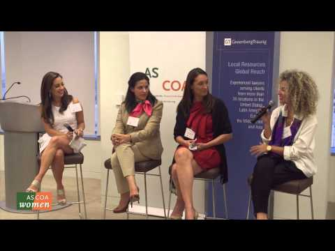 AS/COA Women -- Miami: A New Generation of Female Leaders