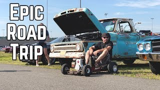 Hot Rod Power Tour 2018 | Ratty C10 Road Trip!