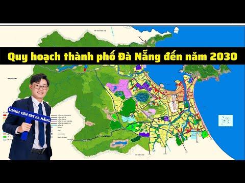 Quy hoạch thành phố Đà Nẵng đến năm 2030, tầm nhìn đến năm 2050 tháng 8 - 2020 [MỚI NHẤT]