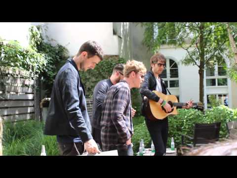 KODALINE - Love Will Set You Free (Live Deezer Paris)