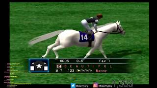 Gallop Racer 2006 LIVE - FIELD OF LEGEND [Dream Cup]