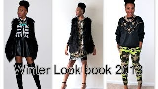 Winter Lookbook 2014 Thumbnail