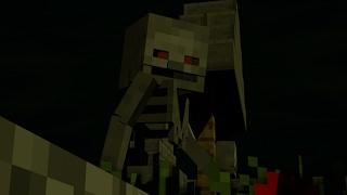 Skeleton Life Part 1 - Minecraft Animation