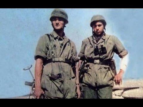 German Paratrooper Assault - Corinth Canal 1941