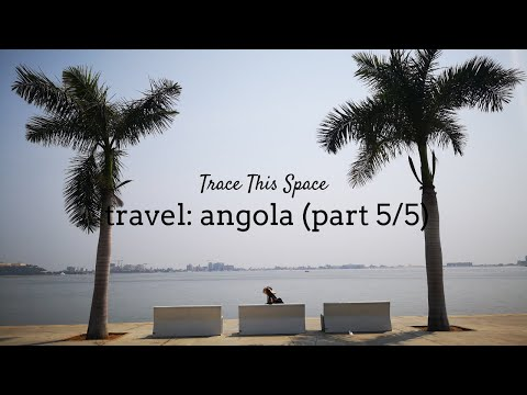 My Trip to Luanda Angola: Reflect (5/5) | Solo Traveller | African Travel Vlog