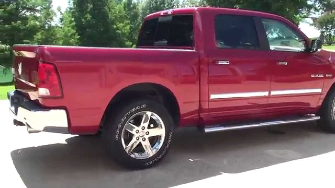 2014 Chevy Silverado Lifted >> HD VIDEO 2010 DODGE RAM 1500 BIG HORN FOR SALE SEE WWW ...