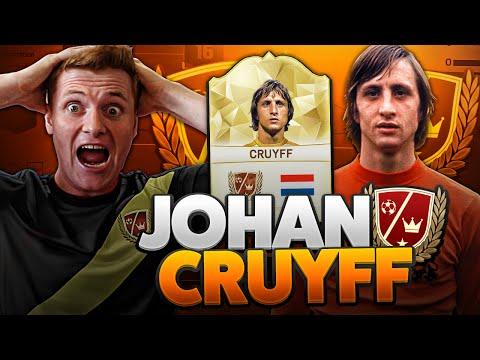 NEW 5 STAR SKILL LEGEND JOHAN CRUYFF IN FIFA 16!!!