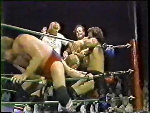 CWF Florida Championship Wrestling 1981 #6