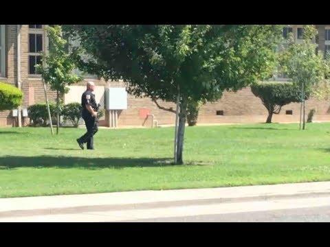 Hoax causes lockdown, panic at Turlock High School