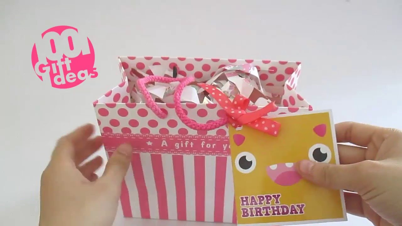 Gift Ideas For Girls Best Friend Happy Birthday 04 Youtube