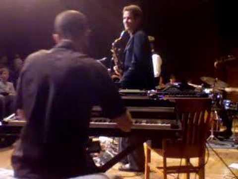 Kneebody at Stanford Jazz Festival