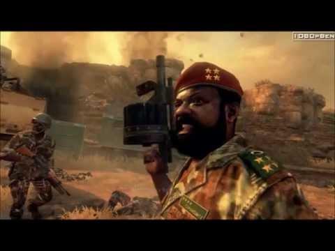 Savimbi no novo Black Ops 2 ¦ Savimbi in new Call of Duty Black Ops 2 (Xbox 360/PS3/PC) - Gameplay
