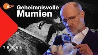 Mumien – Ungelöste Fälle der Archäologie   Harald Lesch   Ganze Folge Terra X
