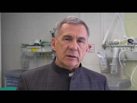 Обращение Рустама Минниханова к жителям Татарстана по поводу коронавируса