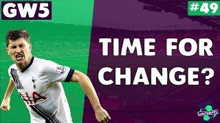 Time for a change? | let's talk fantasy premier league 2017/18 | #49