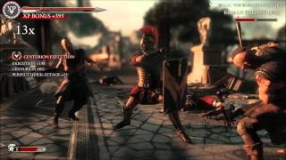Ryse: Son of Rome (PC Gameplay)