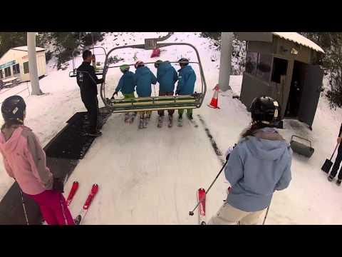 Mt Buller ski trip