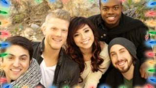 "*PENTATONIX* - PTXMAS - ""ANGELS WE HAVE HEARD ON HIGH"" [LYRICS]"