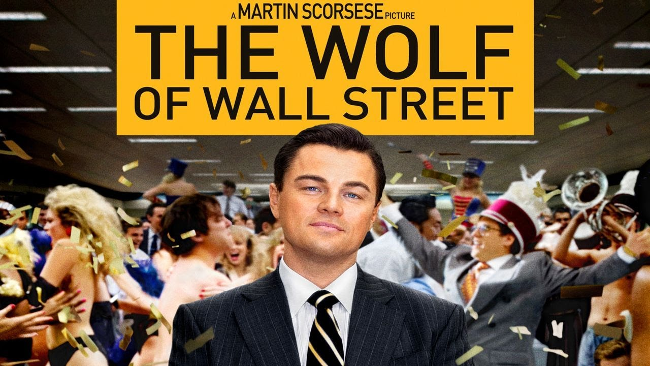 the wolf of wall street streaming