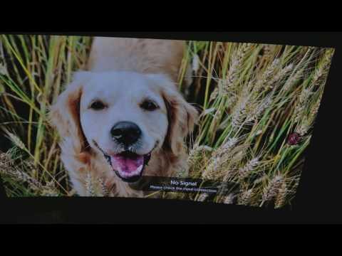 OLED vs LED Edge lit - Samsung Ks-8000 vs LG OLED C6P 3D TV