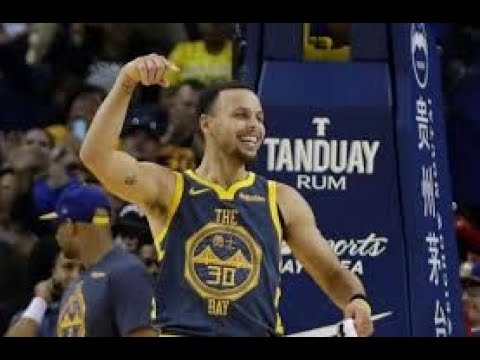Golden State Warriors vs Chicago Bulls NBA Full Highlights (12th January 2019)