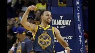 Golden State Warriors vs Chicago Bulls NBA Full Highlights (12th January 2019)