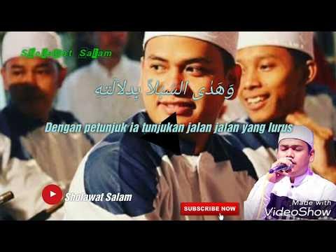 Az-Zahir - Assubhu bada versi Langitan(Buduwussh Shobah)