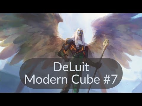 Modern Cube draft #7