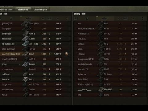 Matchmaking Hellcat