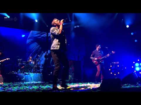 Coldplay - In My Place 2011 Live Video HD