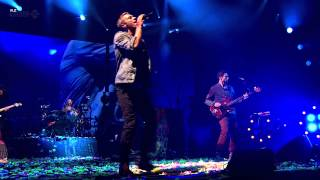 Download Coldplay - In My Place 2011 Live  HD MP3 song and Music Video