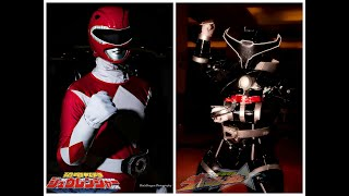 figuarts red ranger