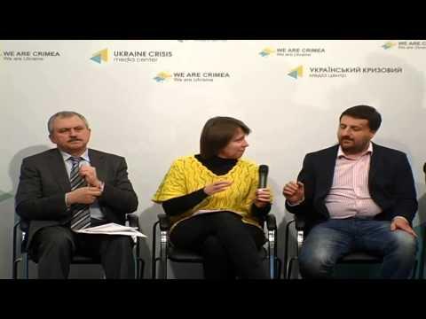 Economic crimes of the Russian Federation in Crimea. Ukraine Crisis Media Center, 23-04-2015