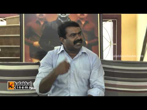 Seeman Talks about Vijay's Kaththi Movie