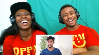Gambar cover Couple reacts to How to be Politically Correct! -nigahiga