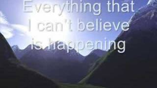 You Are Everything - Matthew West (with lyrics)
