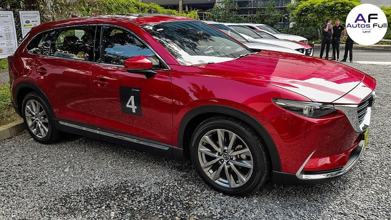 Mazda Cx 9 >> Mazda CX9 Signature 2020   La Mejor SUV 7 Puestos de la ...