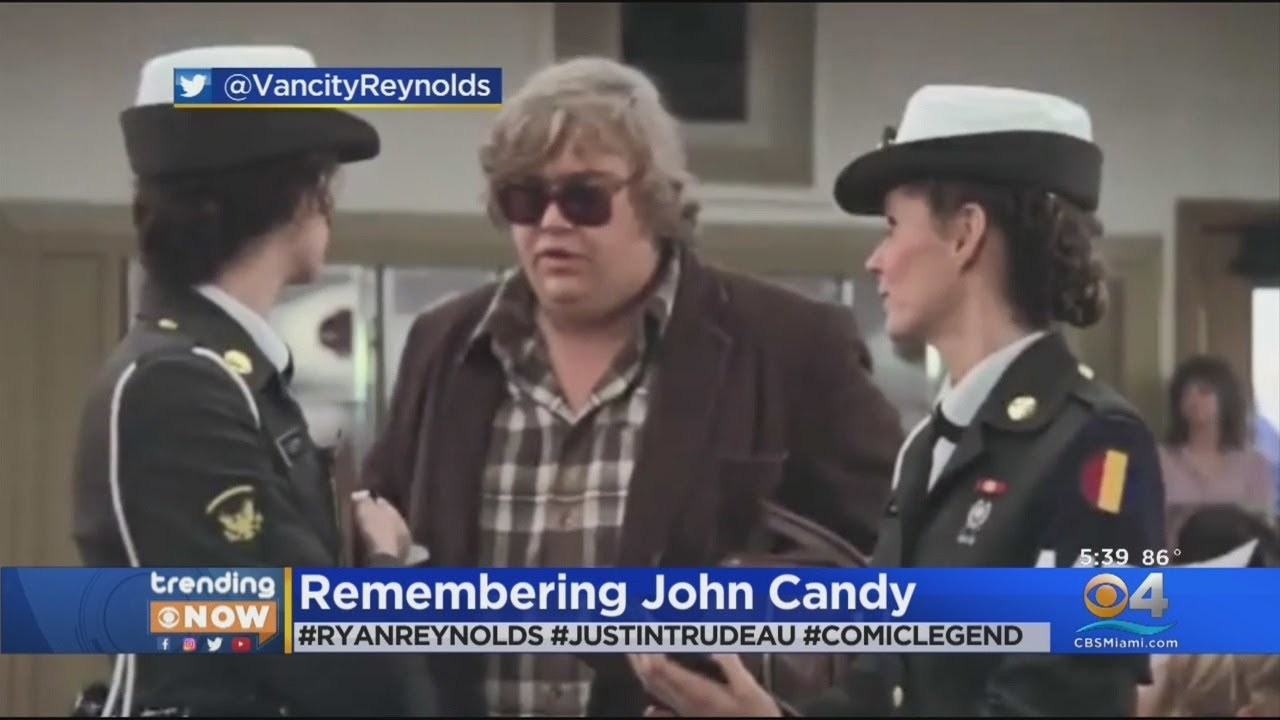 John Candy's Daughter Honors Iconic Comedian and Actor With ...