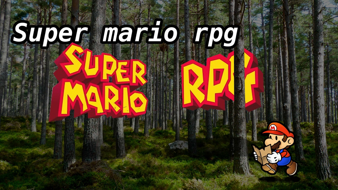 Super Mario RPG: Forest maze for orchestra