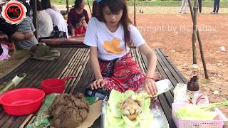 village food factory - country food in my village - traditional food in cambodia #1